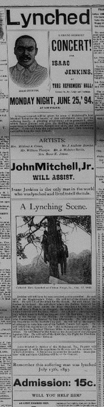 """Lynched"""