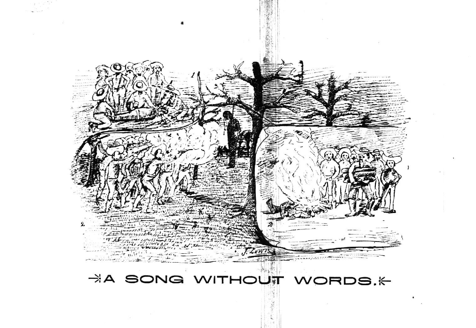 "Image: ""A Song Without Words"""