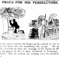 """Prays for His Persecutors"""